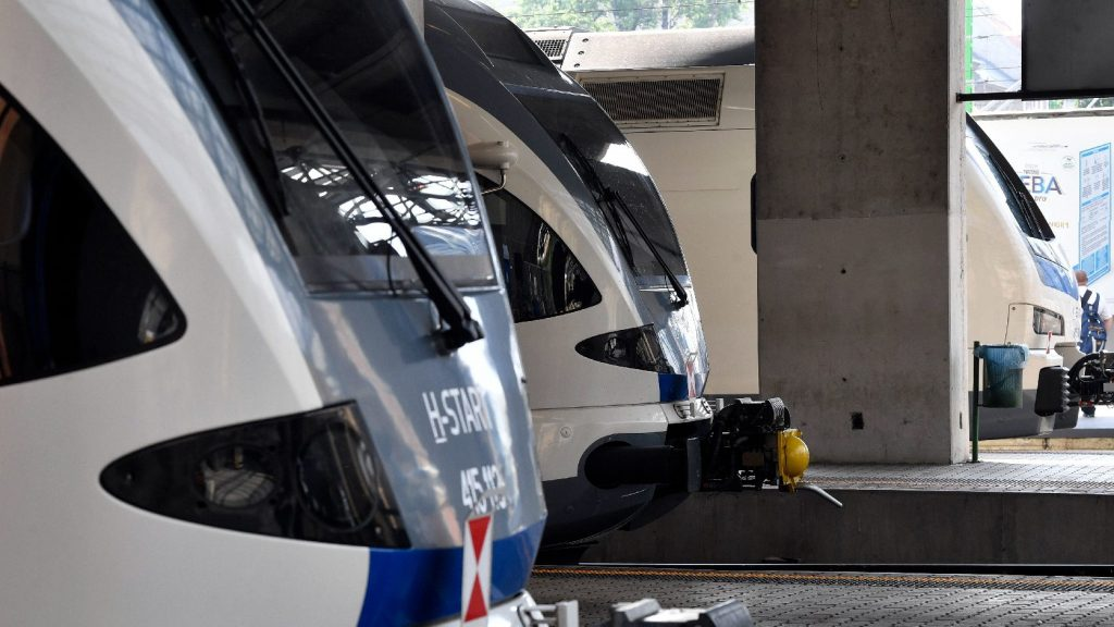 Akár fél órával is megnőhet a Nyugati pályaudvart érintő vonatok menetideje