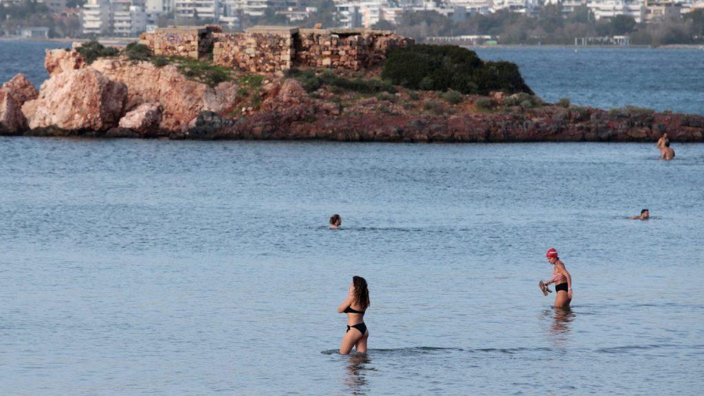 Extrém hőhullám sújtja Görögországot