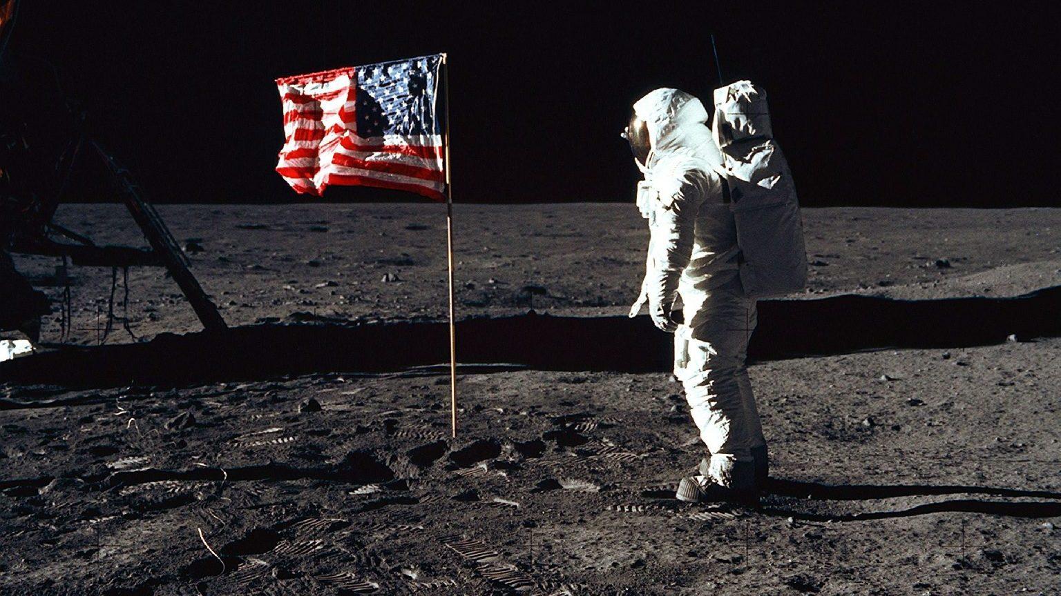 A Holdra szállás, amelyről még mindig milliók hiszik, hogy átverés volt
