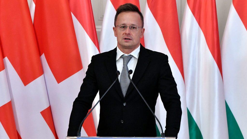 Szijjártó: Magyarország továbbra is elkötelezett az antiszemitizmus elleni harc mellett