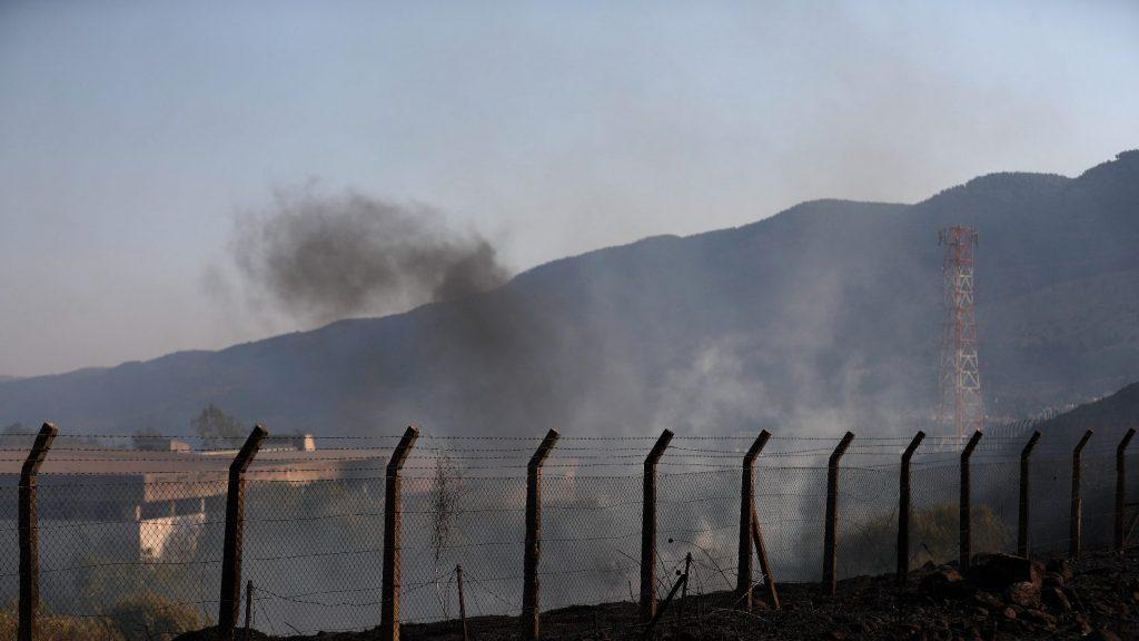 Izrael csapást mért a Libanonból támadó rakéták indítóállásaira