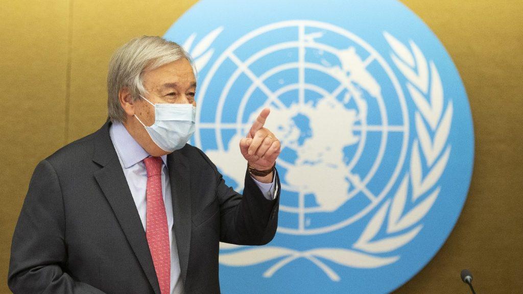 Új hidegháború veszélyére figyelmeztetett az ENSZ-főtitkár