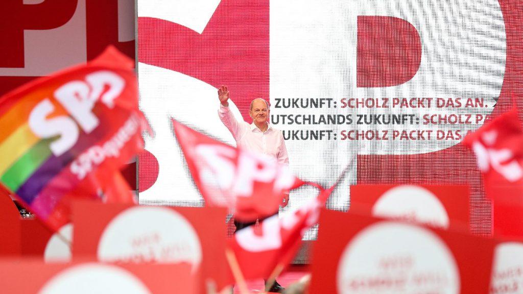 Árulkodó baki: előre tudják, ki nyeri a német választást?