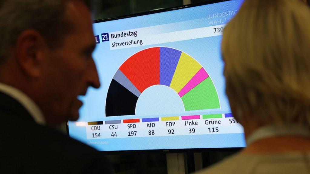 Csak karácsonyra lehet új kormánya Németországnak
