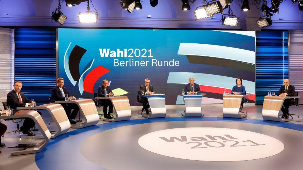 """A liberálisok a Zöldekkel lehetnek a """"királycsinálók"""" Németországban"""