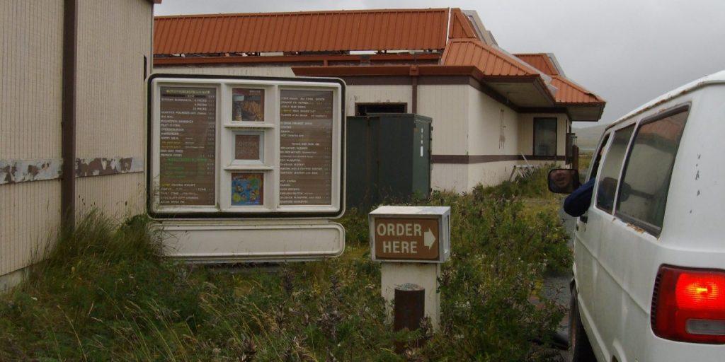 Egy elhagyatott alaszkai McDonald's gyakorlatilag konzerválta 1993-at