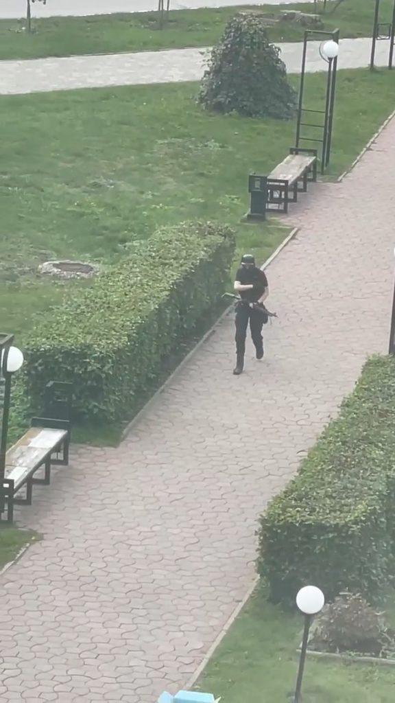 Lövöldözés volt a permi egyetemen, többen meghaltak