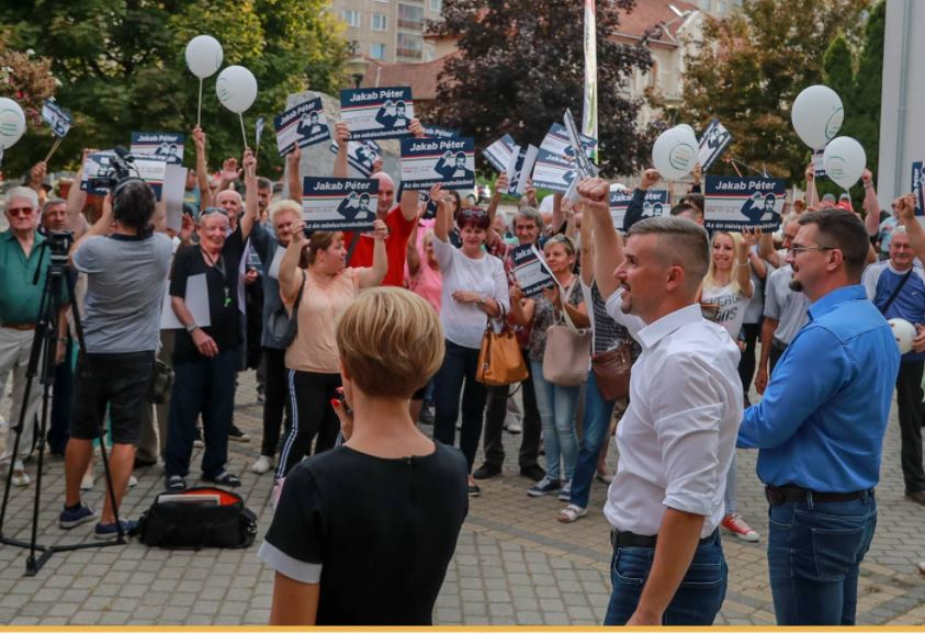 Kitart ózdi jelöltje mellett a Jobbik