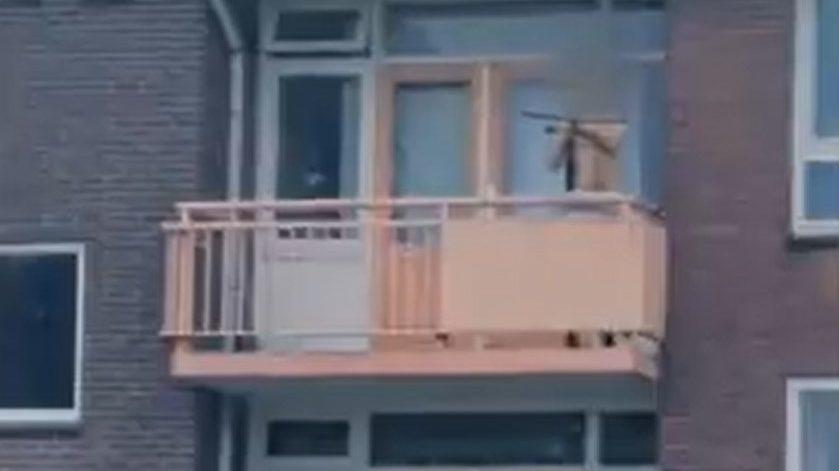 Nyílpuskás lövöldözés: két halott Hollandiában - VIDEÓ