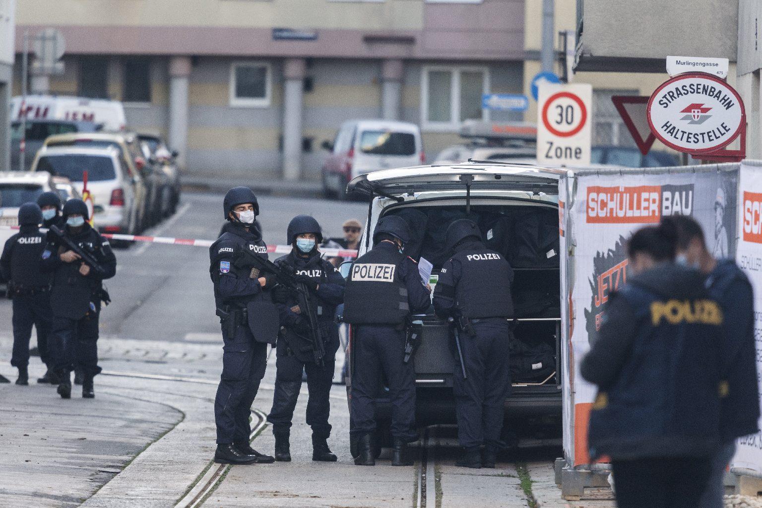 Nem magányos farkas volt a bécsi terrorista, DNS-ből azonosították a tettestársát