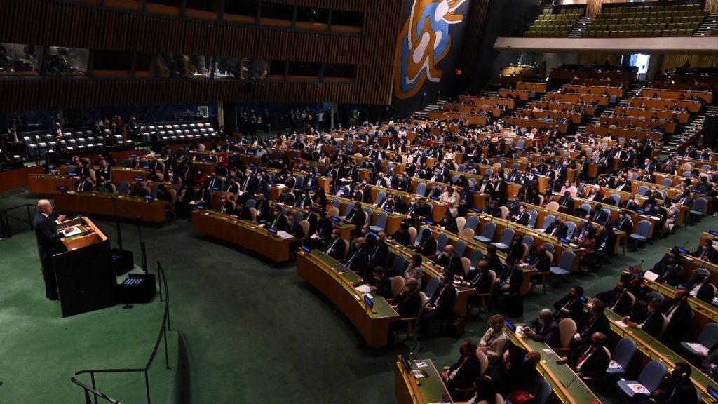 A tálibok is fel akarnak szólalni az ENSZ-közgyűlésen