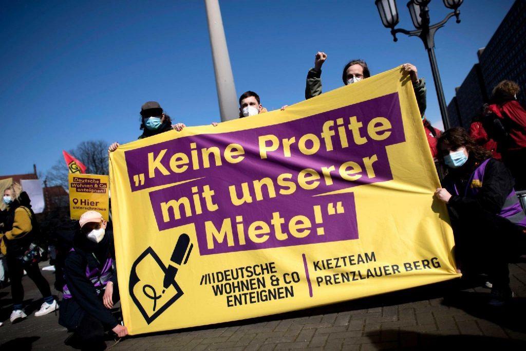 Csak nyerhet Berlin baloldali városvezetése a korábban kiárusított bérlakások visszavételén