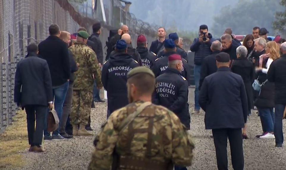 Csehország félszáz rendőrt küld a magyar-szerb határra