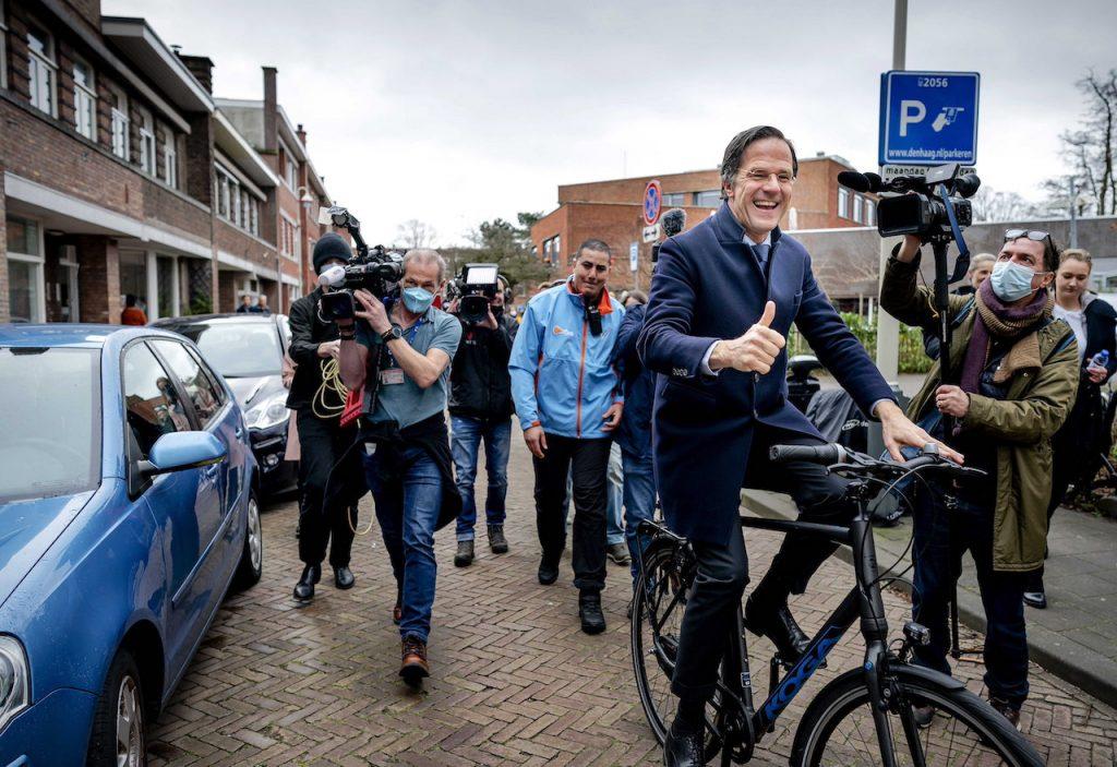 A drogmaffia célkeresztjében a holland kormányfő