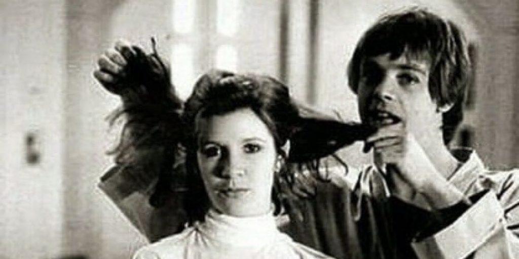 Luke Skywalkernek még mindig hiányzik Leia hercegnő