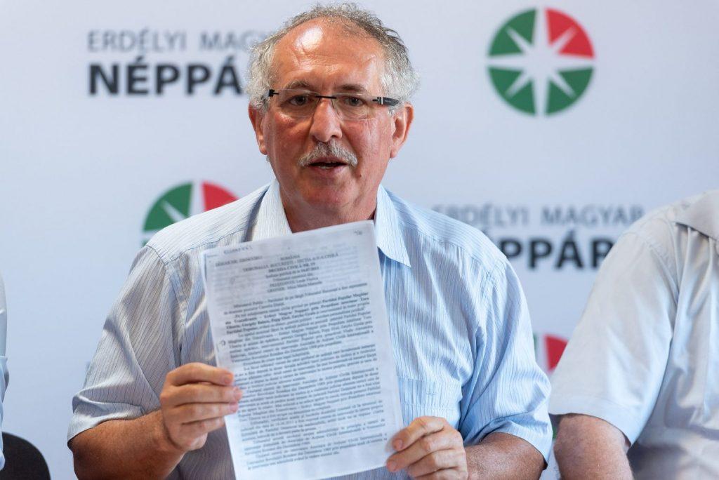 Blokkolta az erdélyi pártok fúzióját a román törvényszék