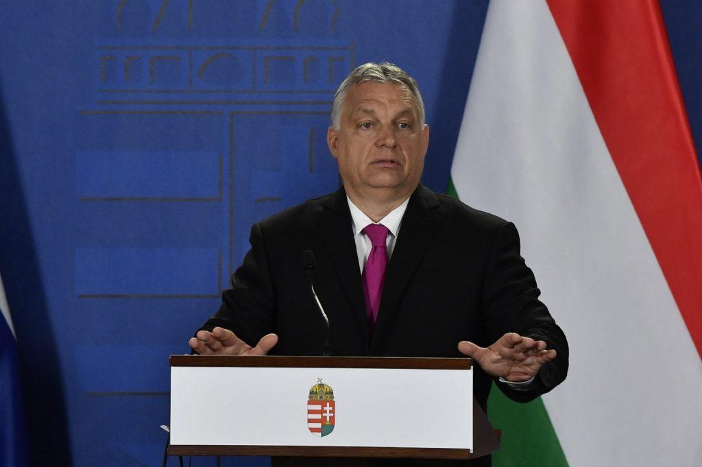 Orbán Viktor az EU-csúcsról: Nem hátrálunk!