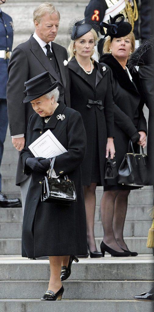 Már azt találgatják, mi történik Erzsébet királynő halála után