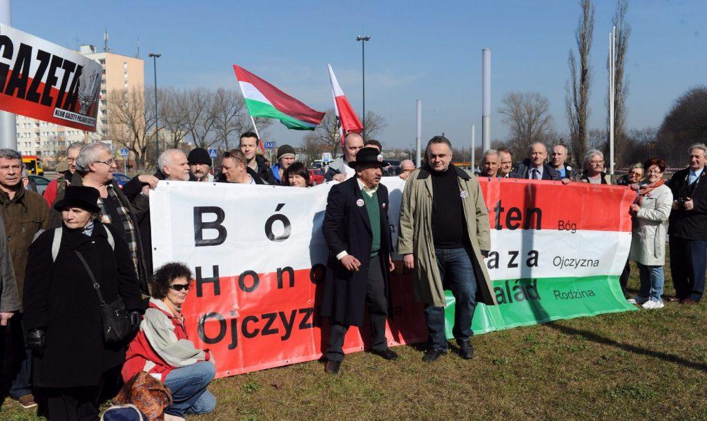 Tomasz Sakiewicz: El akarják lopni tőlünk a szabadságot