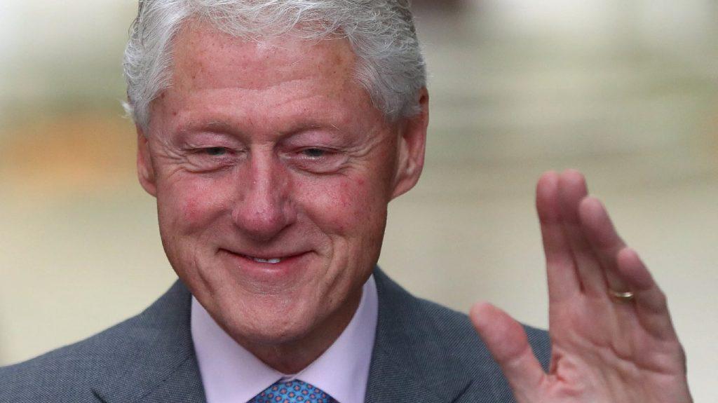 Elhagyhatta a kórházat Bill Clinton