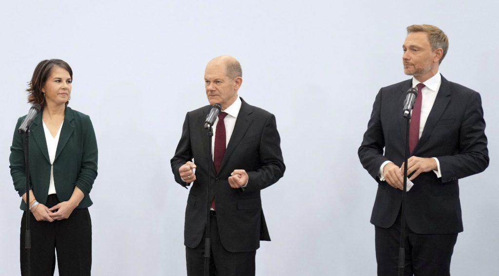 Kezdődhet az alkudozás a német pártok között